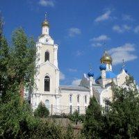 Храм Казанской иконы Божией Матери :: Нина Бутко