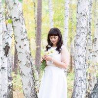 Краски осени. Белый :: Tanya Mukhgaleeva