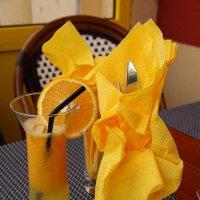 Жёлто-оранжевый натюрморт :: Free