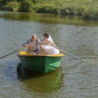 Любовь меряется не расстоянием, а годами прожитыми вместе! :: Дмитрий Сахончик