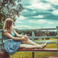 Девушка :: Ксения ПЕН