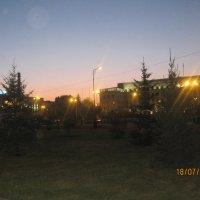 Ночной город :: Tatyana Kuchina