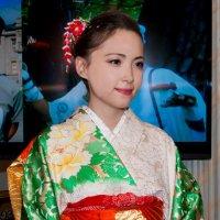 Истинная японская красота :: Ulzhan Ibraeva