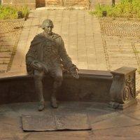 Памятник А.А.Шувалову - основателю Академии художеств :: Вера Моисеева