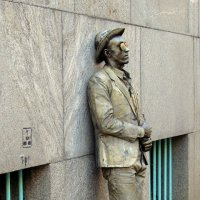 Живая скульптура :: Сергей Карачин
