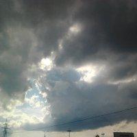 Необычное небо :: Татьяна Коблова
