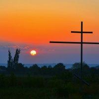 Поклонный крест :: Петр Заровнев