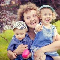 Семейная фотография :: Анна Цыганкова
