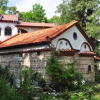 В монастырской тиши :: Александр Матвеев