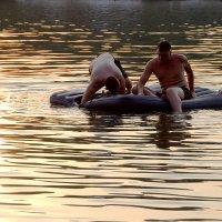 Игры на воде :: Евгений Булин