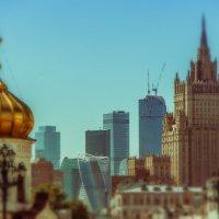 Москва :: Юлия Чекушкина
