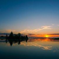 Утреннее озеро :: Viacheslav Kruglik