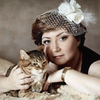 Портрет невесты :: Валерий Славников