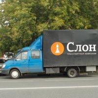 """По улице """"Слона"""" возили... :: Валерий"""