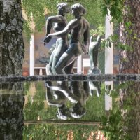 статуи Милесгардена :: Елена
