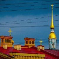 Кресты Николы :: Вербена Лаета