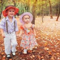 Яник с Руфиной :: Натали Никулина