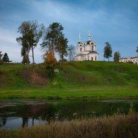река Руза,село Комлево :: Андрей Куприянов