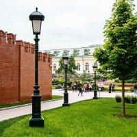 В Александровском саду :: Константин Бобинский
