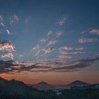 закаты в горах :: Svetlana AS