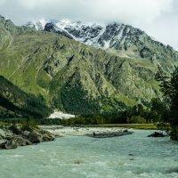 Долина в Ущелье Адыр-су :: Zifa Dimitrieva