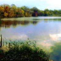 """Озеро """"Волноваха"""" :: Артур Ходос"""