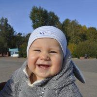 Малыш - зайка :: Tatyana Kuchina