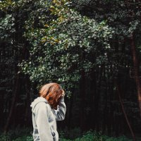 В лесу :: Atika Akimoto