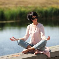 медитация :: Елена Лабанова