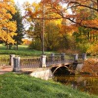 Парк в Пушкине :: Наталья