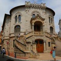 дом правосудия монако :: ALEX KHAZAN