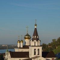 Прогулка по Нижнему. Храм святого пророка Божия Илии. 2. :: Андрей Ванин
