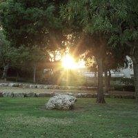 заход солнца :: Адик Гольдфарб