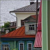 ПЛЕС. УЛОЧКА :: Валерий Викторович РОГАНОВ-АРЫССКИЙ