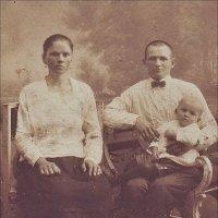 Семья. 1927 год :: Нина Корешкова