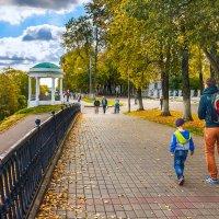Городская Осень :: Владимир Голиков