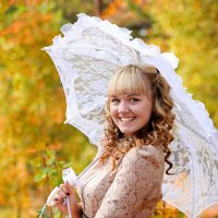 подружка невесты :: Алена Желонкина