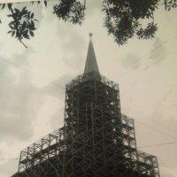 Архитектура в лесах. Фотовыставка в Лофт Проект ЭТАЖИ. :: Светлана Калмыкова