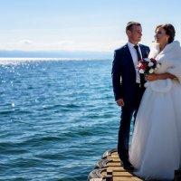 Свадьба на Байкале :: Анастасия Иванова