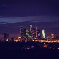 MoscowCity :: Евгения Пикановская