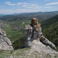 Каменный рыцарь :: Zifa Dimitrieva