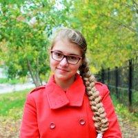 Опять я :: Полинка Шаморгина