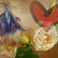 «ЛЮБИ всем сердцем, радуйся душой ...» :: vitalsi Зайцев