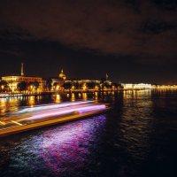 прогулка по ночному Спб :: Ксения Коша