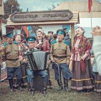 И радость, и горе делить буду я с тобою, станица, Отчизна моя! :: Ирина Данилова