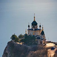 Фороская церковь. :: Юрий Шувалов