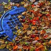 «Осенний натюрморт» :: Александр NIK-UZ