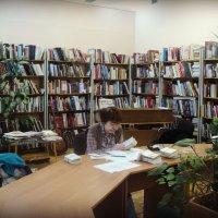 Золушка библиотеки...Валентина Николаевна Усманова.... :: Ольга Кривых