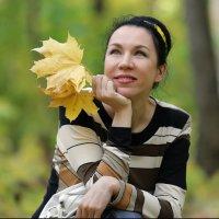 осень :: Елена Чупятова