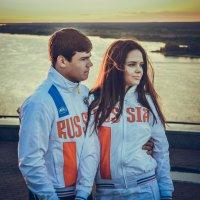 Влюбленные спортсмены :: Валерия Дроздова